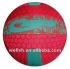 mini neoprene beach volleyball