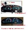 Peugeot Samand EL glow gauge