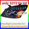 2012 factory direct led headlight