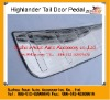 For 2012 New Model Highlander Tail Door Pedal