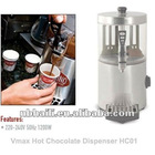 3L Drinking hot Chocolate Dispensers
