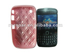TPU Mobile Phone Cover for Blackberry 8520