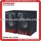 2.0 Bookshelf Active Speaker Box System (LP252)