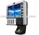 8 inch Screen Fingerprint Time Clock YET-IC2500