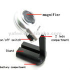 LED Pocket Foldable Magnifier O-865