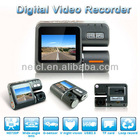 2.0 LCD 720P Dual Lens Driver Recorder HD Car DVR Camera with G-sensor