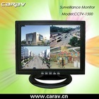 15 inch TFT-LCD digital CCTV monitor with BNC input
