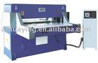 Fabric hydraulic pressure die cutting machine