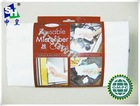 Household multi-purpose Microfiber cleaning cloth,for kitchen bath room furniture etc.