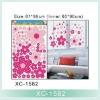 Big Flower Wall Sticker