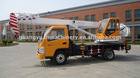 7 Ton Small Hydraulic Truck mounted Crane