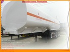2011 DTA 2/3 Axle semi trailer OEM trailer tank for water and fuel, crude oil ,chemical,asphalt.bitumen,alcohol,Diesel