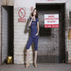 2013 new design women cargo pants