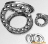 Front axle steering knuckle king pin thrust ball bearing