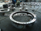Three-row roller series swing bearing