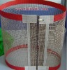 PTFE(Teflon) coated glass fabrics and belts