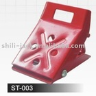 ST-003 Red Folded Wheel Chocks, Safety Product