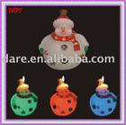 LED Real Wax Color Changing Battery Operated Christmas Candles