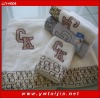 soft cotton towel set