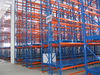 high quality heavy-duty through-in shelving storage rack
