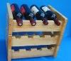 wood wine package box