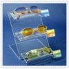 lucite glasses displays