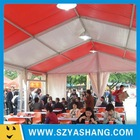 Outdoor colorful tent