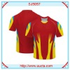 Hot fashion pattern football uniforms SJ5057