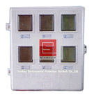 Articstic durable Household FRP GRP SMC Electric Meter Box