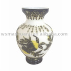 glass galle vase from China