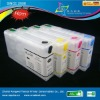 Refillable Cartridge For Epson Pro WP4011 WP4511 WP4521 WP4531 ( T677 ) ( T678 )
