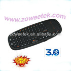 Fashionable Mini Bluetooth Keyboard With touchpad&Laser Pointer