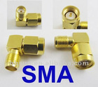 Male to Female Right Angle RF SMA Connector