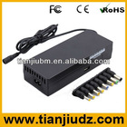 120W universal laptop adapter for home