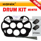 USB portable roll up electronic drum kit on sale
