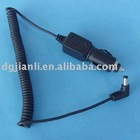 cigarette lighter dc cable car charger