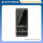 "L308 2.4 "" QVGA Bluetooth GPRS FM MP3 MP4 3GP MID Quanband Dual SIM Dual Standby Multi-Language Newest Cheaper Mobile Phone"