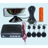 Car parking sensor with buzzer+LED display+4 sensors(CPS-002)