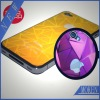 Hot! New 3D diamond screen protector for iPhone 4 4S