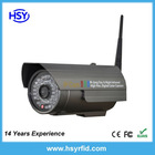 Waterproof IR Wireless/Wifi CCTV IP Camera with IR 20m