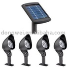 Solar energy for singnal lighting