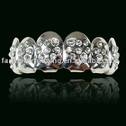 Rhinestone Grillz Teeth Jewelry GT005