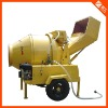 Hydraulic Concrete Mixer With Diesel Engine