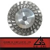 Diamond Cup Wheel With Aluminum Base Grinding Tools