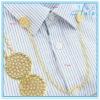 Decorative Garment Accessories Metal Chain Shirt Collar Ornament