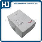 The car GPS corrugated paper folding box