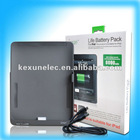 rechargeable 8000mAh life backup battery pack charger case cover for ipad 2