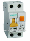 RCBO safety circuit breaker
