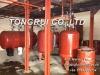 DIR Truck Engine Oil Vacuum Distillation Equipment