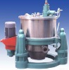 automatic scraper bottom discharge centrifuge